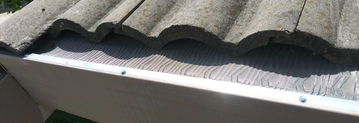 everyone knows that a clogged gutter can be a danger to your home - Gutter guard installation in Berkeley CA | Residential & Commercial Insulation near me